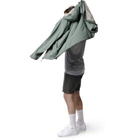 Houdini M's Wisp Jacket Storm Green